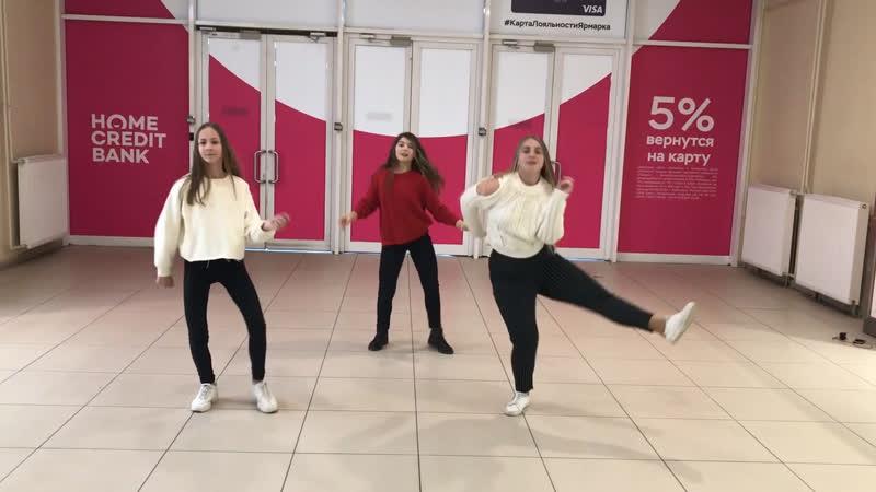 Shuffle   Vanessa Da Mata Ai Ai Ai   Dance Astrakhan
