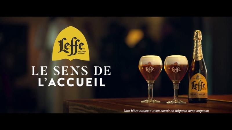 LEFFE - LE SENS DE LACCUEIL