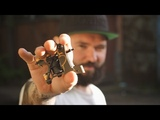 Карамба на производстве Vlad Blad создает кастомную тату машинку.