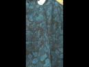 НОВОЕ объёмное ЖАККАРДОВОЕ КИМОНО MANGO РАЗМЕР S КАК ОВЕРСАЙЗ ИДЕТ НА 42 46 2 накладных кармана идеально под джинсы