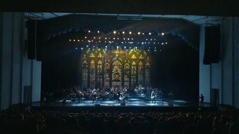 Garage DayzPresidential Orchestra of Belarus-For Whom The Bell Tolls [Live] Minsk, Belarus 15.12.18