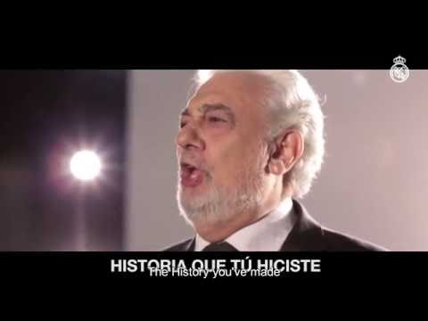 Real Madrid Song 2016 New - Hala Madrid y Nada Más