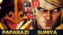 TOP 1 MMR World Paparazi vs TOP 1 Dotabuff Invoker Sumiya - EPIC Battle Dota 2