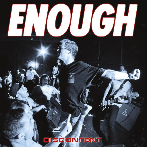 Enough альбом Discontent