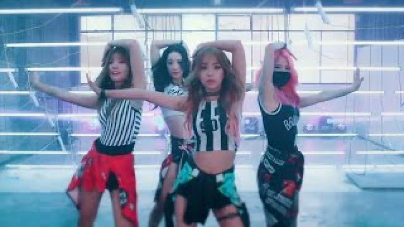 D. Holic(디홀릭) 'Color Me Rad'(컬러 미 래드) MV 공개 (K-POP) [통통영상]