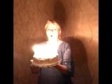 Говорят, что желание, загаданное в день рождения при задувании свечей обязательно сбудется.. Очень на это надеюсь)