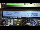 CQ WW SSB DX Contest 2013 - UP2L on 7 MHz