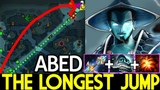 ABED Storm Spirit The Longest Jump 7.17 Dota 2