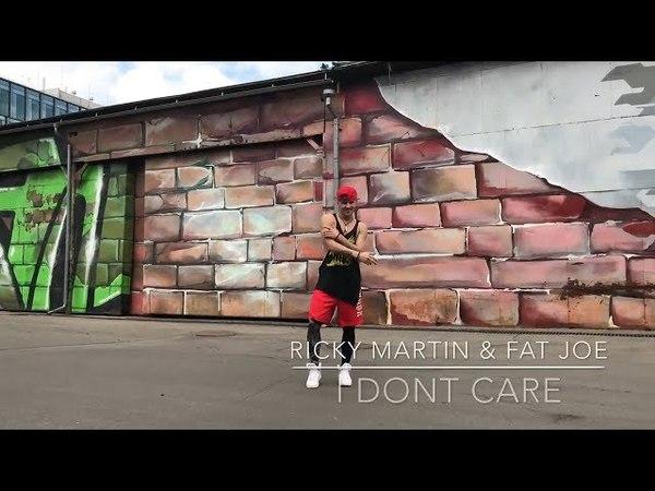 Ricky Martin Fat Joe - I Dont Care | Zumba Dance Choreo