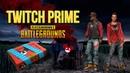 КАК ПОЛУЧИТЬ TWITCH PRIME PUBG БЕСПЛАТНЫЕ СКИНЫ PUBG Deadmau5 Pack