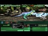 играем в Век Рептилий: вк бои с Ямато
