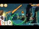Angry Birds 2 Clan VS Clan CVC 12 09 2018 **GABY** Stan Leeroy