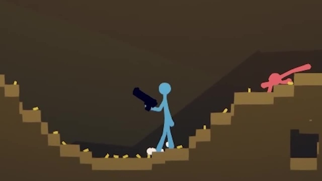 There's no rush quite like lunging a dagger deep into your enemies - Stick Fight
