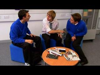 Simon Gets A Boner! - The Inbetweeners