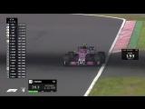 F1 2018. Гран-при Японии. Первая практика [Channel 4]