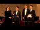 Гелена Кандель вручает специальный приз им. Иосифа Кобзона Фестиваля Красная гвоздика 17.02.2019
