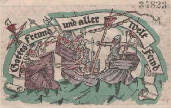 БАЛТИЙСКИЕ РОБИН-ГУДЫ Обычно пираты отрицательные персонажи, но почему-то о морских разбойниках с Балтики отзываются с симпатией. Возможно потому, что они считаются благородными разбойниками...