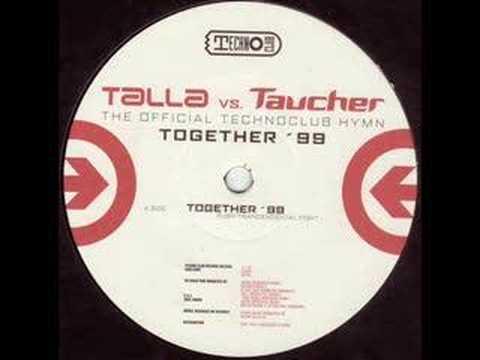Talla vs Taucher - Together '99 (Push Trancendental Flight )