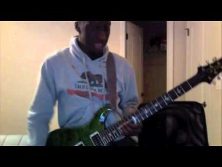 Beyonce Drunk In Love Guitar Cover (17 years Old)