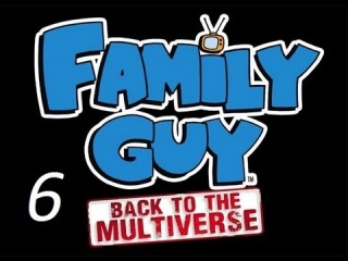 Family guy back to the multiverse серия  6 (Кровавое рождество)