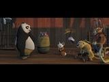 Ты кто такой, а Нулевой уровень. Первая тренировка панды По. Кунг-фу панда. 2008