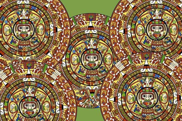 Астрология древних Ацтеков: Гороскоп по дате рождения