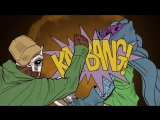 [CZARFACE] NEW: CZARFACE & MF DOOM Bomb Thrown *OFFICIAL VIDEO* Czarface meets Metalface