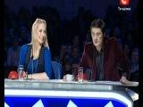 Украина мае талант 3 сезон Днепропетровск   Рыжий и бесстыжий