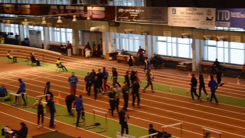 Чемпионат УрФО. 400 м-юниоры, юниоры до 23 лет, взрослые