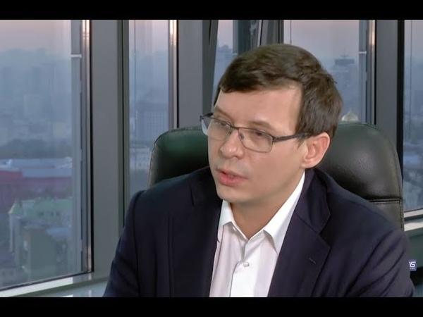 Пойдет ли Мураев в президенты?