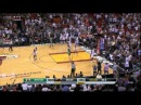 Jeff Green's AMAZING Buzzer-Beater vs Miami (11.09.2013)