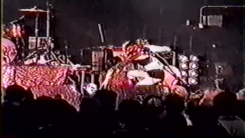 The Cramps — Surfin Bird - 1997 Live in Texas