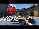 Woxic vs NA'VI 2 hp ACE CLUTCH | StarSeries i League S4