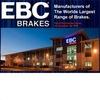 Тормозные диски и колодки EBC Brakes в СПб