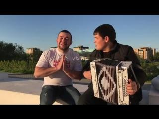 чувашские песни под гармошку
