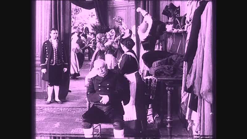 ФАНТОМАС 4 ФАНТОМАС ПРОТИВ ФАНТОМАСА (1914) - детектив, экранизация. Луи Фейад