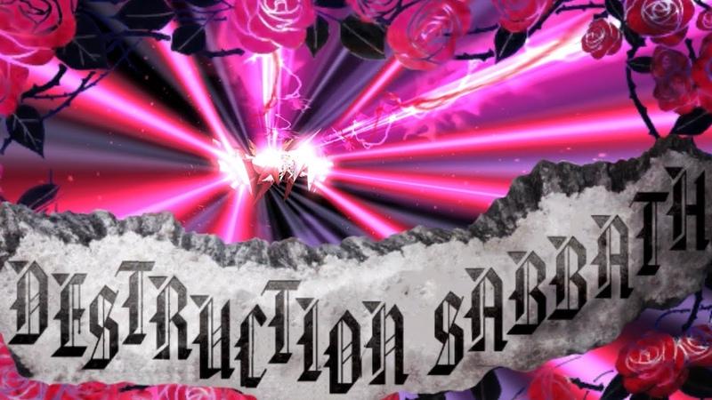 【シンフォギアXD】【限定解除】雪音 クリス DESTRUCTION SABBATH【エクスドライブ】
