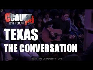 Texas - The Conversation - Live - C'Cauet sur NRJ