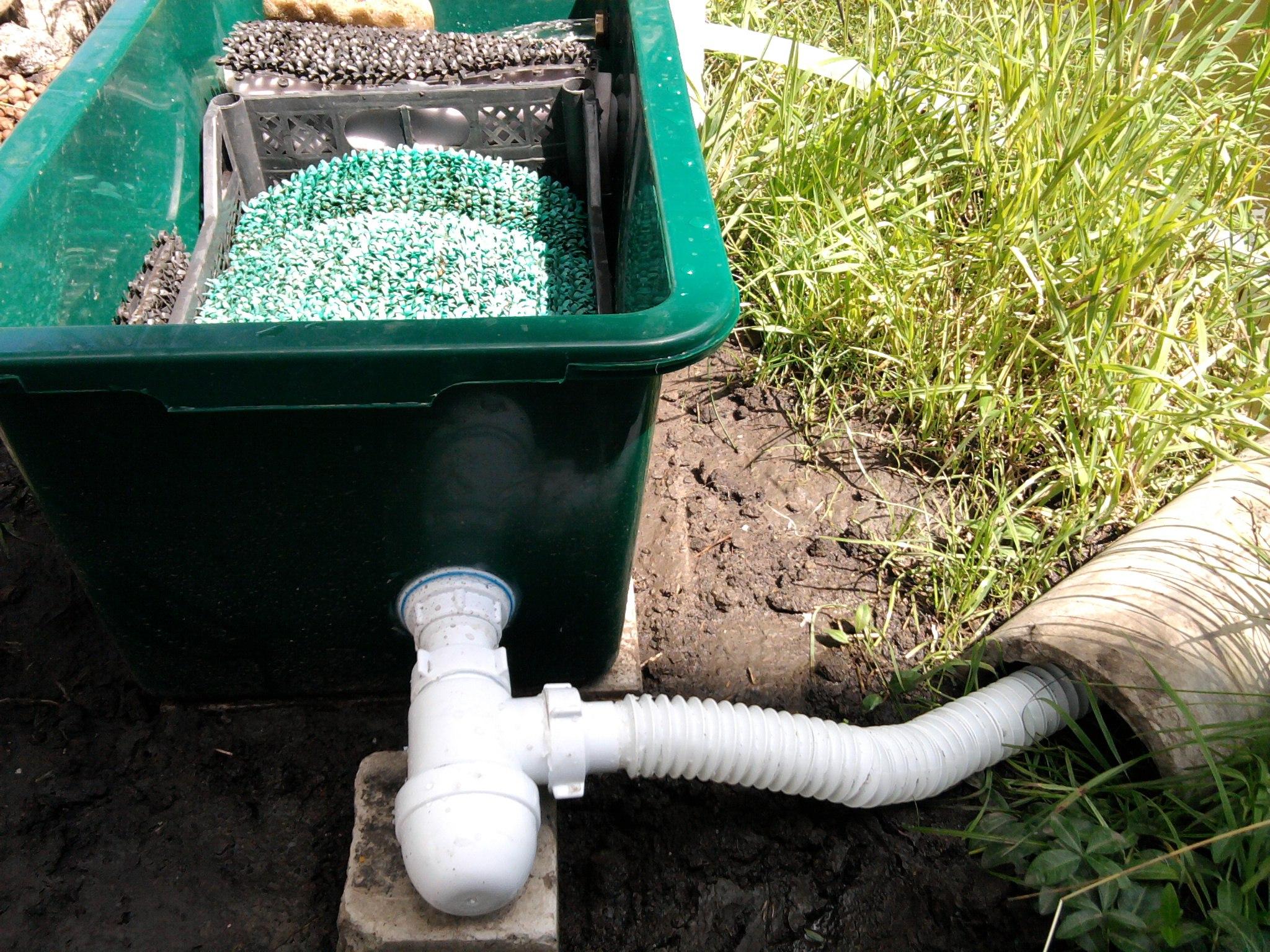 Фильтр для очистки воды своими руками: самодельный прибор