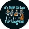"♪  ♪♫  ♪ ""The Grass Pistols"" bluegrass band (экс"