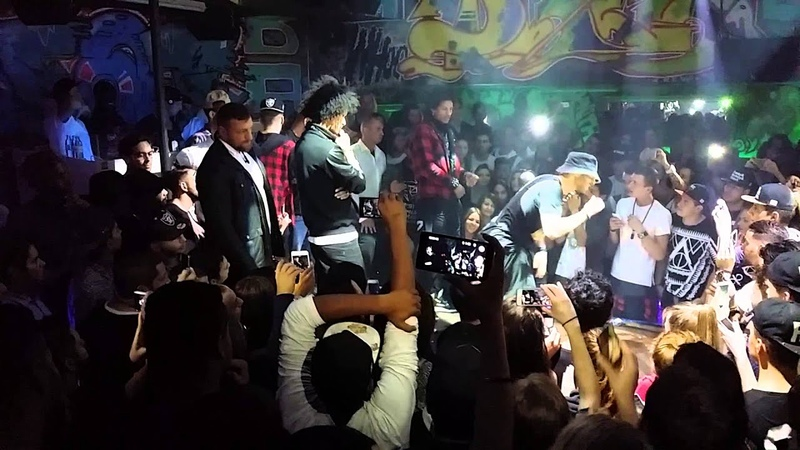LES TWINS LIVE ON STAGE IN VIENNA ON LVL7 2014