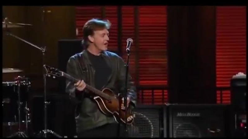 Paul McCartney David Gilmour - Honey Hush_