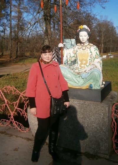 Ксения Попова, 25 марта 1991, Гатчина, id32896173