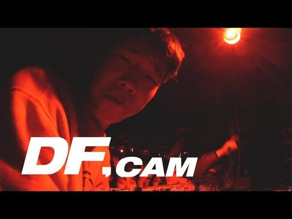 첫 클럽공연에서 미친듯한 랩으로 레전드 찍은 HAON(하온) - 붕붕 (Feat.Sik-K) / [DF CAM]