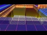 New arena - Dangerous construction platform