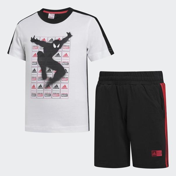 Комплект: футболка и шорты Marvel Spider-Man Summer