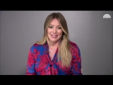 Hilary Duff Relives Shooting 'The Lizzie McGuire Movie' TODAY 28082018