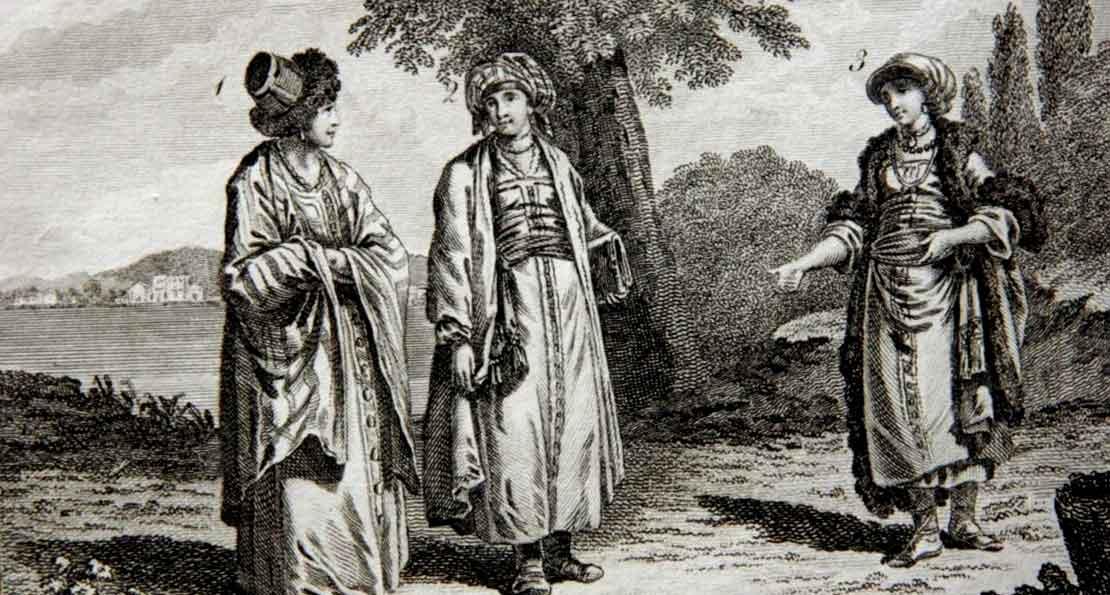 Женщины 16 века