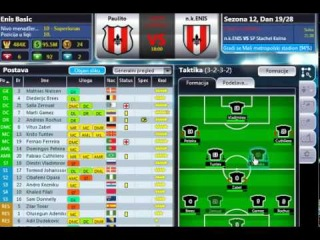 TOP ELEVEN FOOTBALL MANAGER BEST TACTICS 4-5-1 !!!!