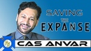 THE EXPANSE'S Cas Anvar on Season 4 and the Fans - Interview